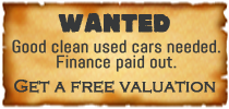 Used Car Valuations